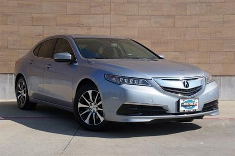 2016 Acura TLX for sale in Mckinney, TX