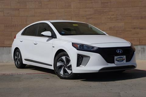 2017 Hyundai Ioniq Hybrid for sale in Mckinney, TX