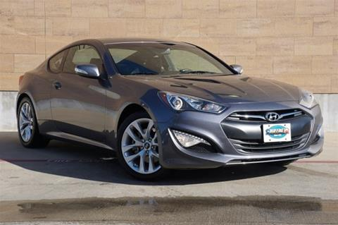 2013 Hyundai Genesis Coupe for sale in Mckinney, TX