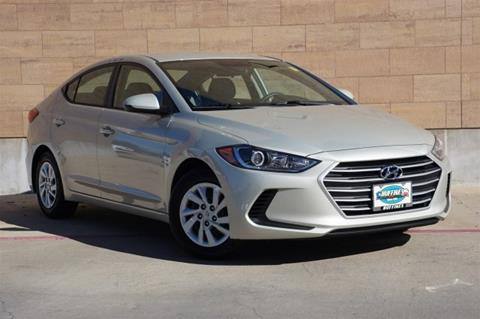 2017 Hyundai Elantra for sale in Mckinney, TX
