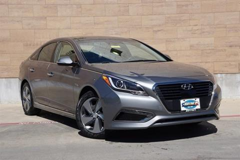 2017 Hyundai Sonata Hybrid for sale in Mckinney, TX