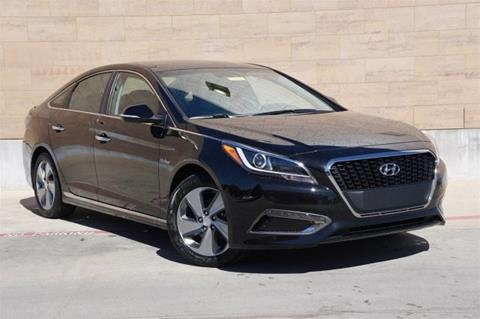 2017 Hyundai Sonata Hybrid for sale in Mckinney, TX