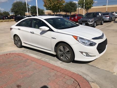 2013 Hyundai Sonata Hybrid for sale in Mckinney, TX