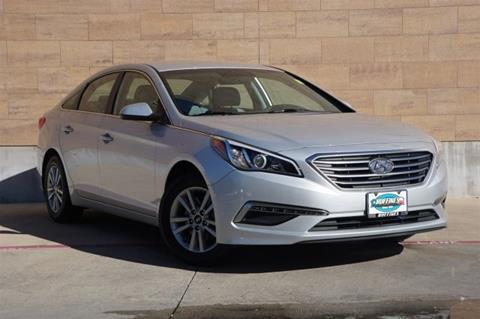 2015 Hyundai Sonata for sale in Mckinney, TX