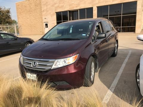 2012 Honda Odyssey for sale in Mckinney, TX