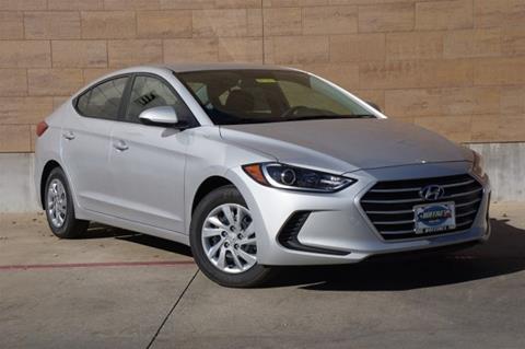 2018 Hyundai Elantra for sale in Mckinney, TX