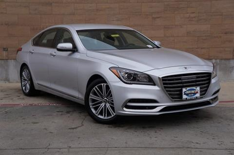2018 Genesis G80 for sale in Mckinney, TX