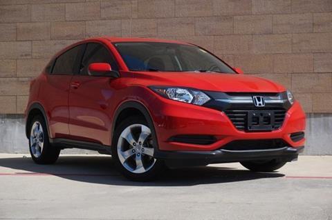 2017 Honda HR-V for sale in Mckinney, TX