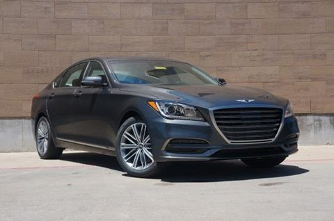 2019 Genesis G80 for sale in Mckinney, TX