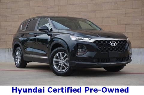 2019 Hyundai Santa Fe for sale in Mckinney, TX