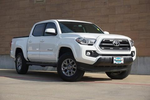 2016 Toyota Tacoma for sale in Mckinney, TX
