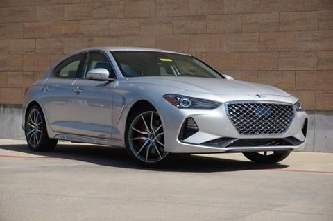 2019 Genesis G70 for sale in Mckinney, TX