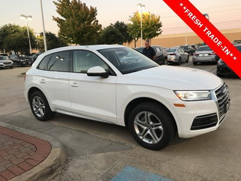 2018 Audi Q5 for sale in Mckinney, TX