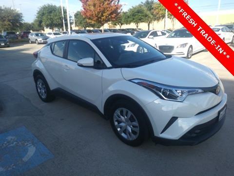 2019 Toyota C-HR for sale in Mckinney, TX