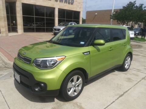 2017 Kia Soul for sale at HUFFINES HYUNDAI in Mckinney TX