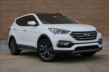 2017 Hyundai Santa Fe Sport for sale in Mckinney, TX