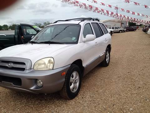 2005 Hyundai Santa Fe for sale in Shreveport, LA