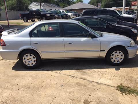 1999 Honda Civic for sale in Shreveport, LA