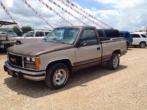1988 GMC Sierra 1500 for sale in Shreveport, LA