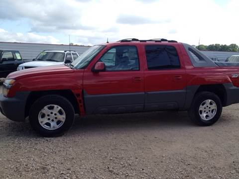 used 2002 chevrolet avalanche for sale in louisiana. Black Bedroom Furniture Sets. Home Design Ideas