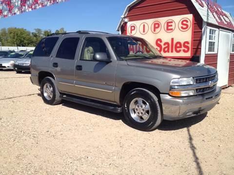 2000 Chevrolet Tahoe for sale in Shreveport, LA