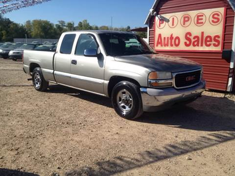 1999 GMC Sierra 1500 for sale in Shreveport, LA