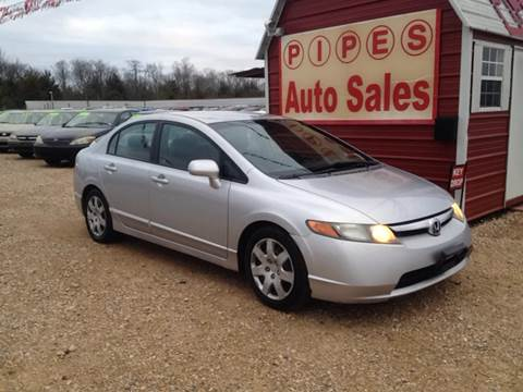 2006 Honda Civic for sale in Shreveport, LA