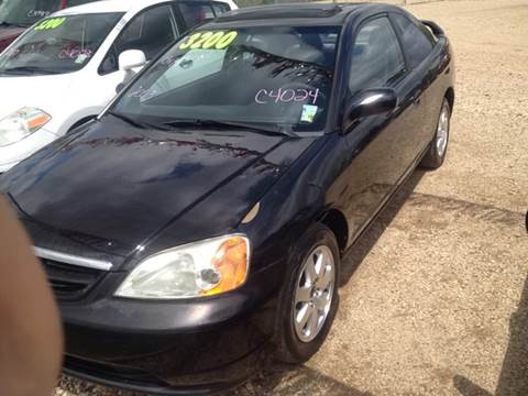 2003 Honda Civic for sale in Shreveport, LA