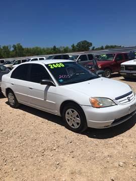 2003 Honda Civic for sale in Shreveport, LA