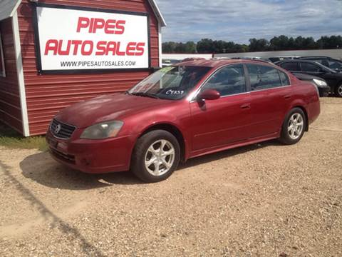 used 2005 nissan altima for sale in shreveport, la - carsforsale®