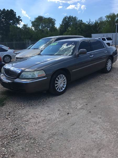 2003 Lincoln Town Car Signature 4dr Sedan In Shreveport La Pipes