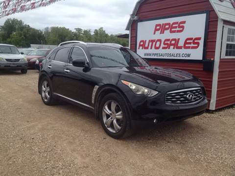 Infiniti Fx35 For Sale In Louisiana Carsforsale