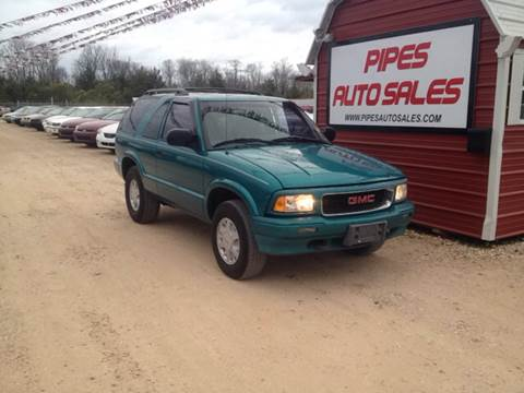1996 GMC Jimmy for sale in Shreveport, LA