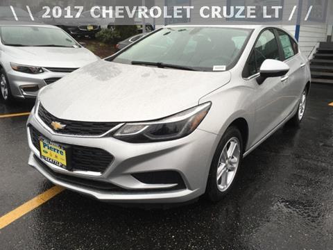 2017 Chevrolet Cruze for sale in Seattle, WA