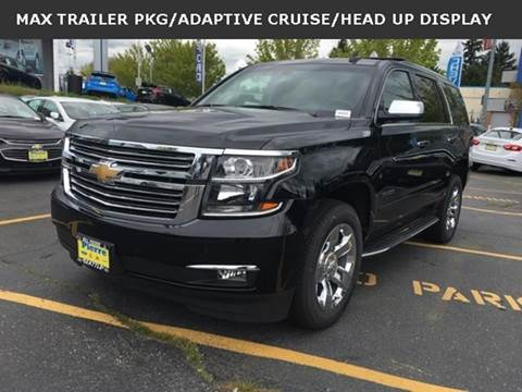 2017 Chevrolet Tahoe for sale in Seattle, WA