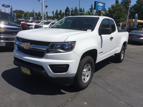 2017 Chevrolet Colorado for sale in Seattle, WA
