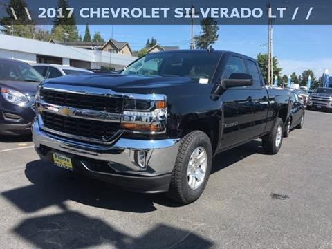 2017 Chevrolet Silverado 1500 for sale in Seattle, WA