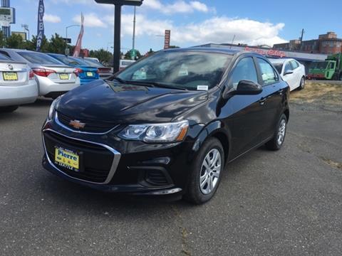 2017 Chevrolet Sonic for sale in Seattle, WA