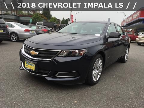 2018 Chevrolet Impala for sale in Seattle, WA