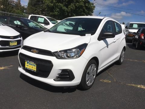 2017 Chevrolet Spark for sale in Seattle, WA