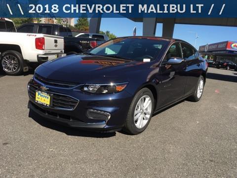 2018 Chevrolet Malibu for sale in Seattle, WA