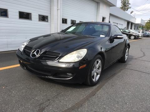 2006 Mercedes-Benz SLK for sale in Seattle, WA