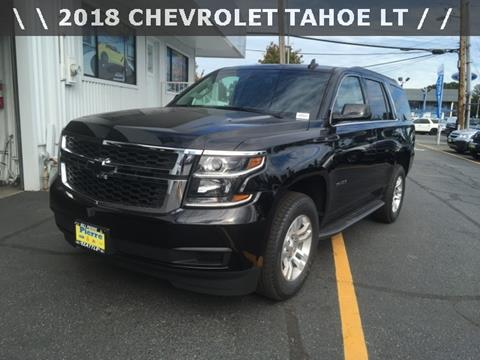 2018 Chevrolet Tahoe for sale in Seattle, WA