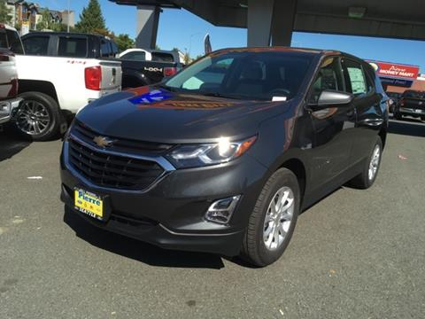 2018 Chevrolet Equinox for sale in Seattle, WA