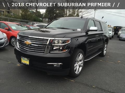 Chevrolet suburban for sale in washington for Bellus motors camas washington