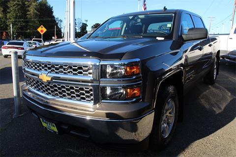 2014 Chevrolet Silverado 1500 for sale in Seattle, WA