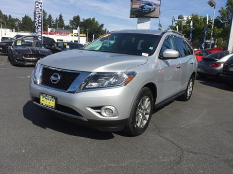 2016 Nissan Pathfinder for sale in Seattle, WA