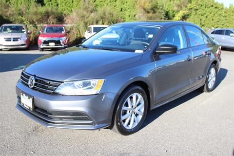 2015 Volkswagen Jetta for sale in Seattle, WA
