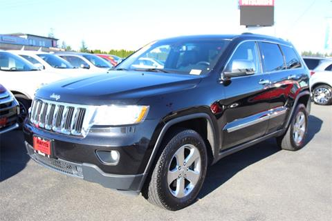 2012 Jeep Grand Cherokee for sale in Seattle, WA