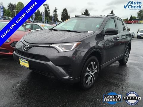 2016 Toyota RAV4 for sale in Seattle, WA